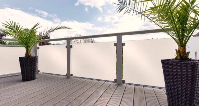 glas balkongelaender alu design 9