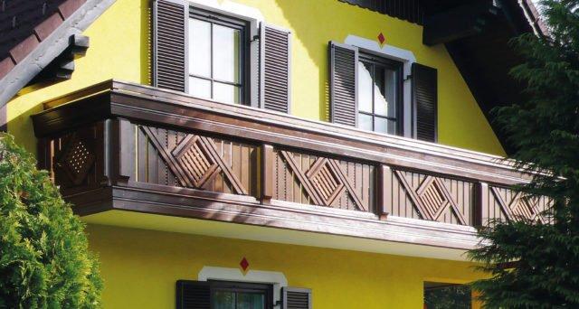 balkongelaender holz classic gastein 3
