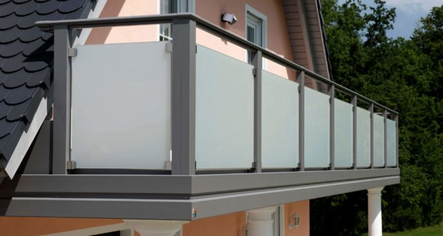 glas balkongelaender alu design 22