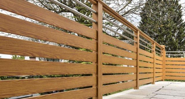 balkongelaender alu wooden madrid 1