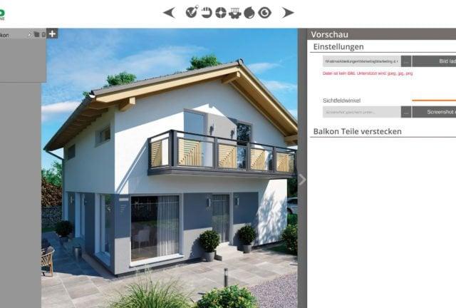 alu balkongelaender 3d konfigurator fotomontage e1610099536670